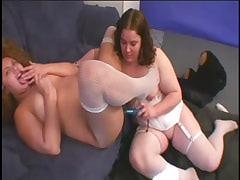 Bbw Lesbian Milf Clips!
