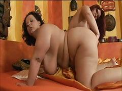 Fat Lesbians Flash!
