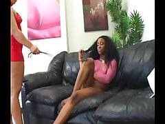Black Lesbian Flv!