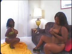 Black Lesbian Videos!