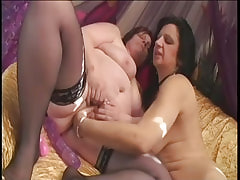 Mature Lesbian Flv!