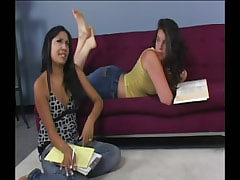 Latina Lesbian Flv!
