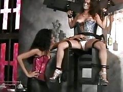 Fetish Lesbian xxx video