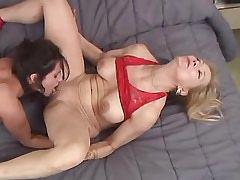 Lesbian Milf xxx video