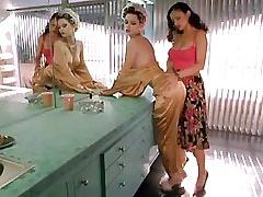 Lesbian licks innocent girlfriend.Hot Latina Lesbian!