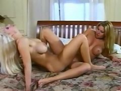 Insatiable lesbos fuck all..
