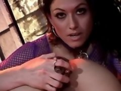 Breath taking sex of two lezzies