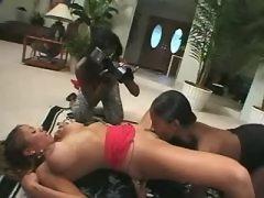 Lesbian Licking xxx video