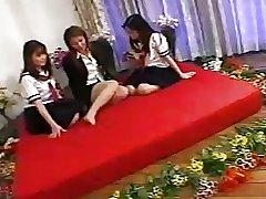 Asian Lesbian xxx video