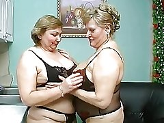 two old chubby mature have..