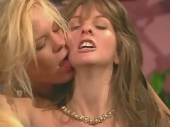 Funny lesbians with perky..