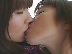 Sensual Japanese Lesbian..