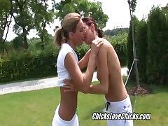 Lesbi teen xxx video