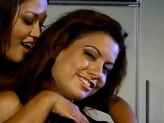 Hot lesbians fuck like never before