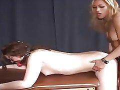 Lesbian Slave teaching for Mistress