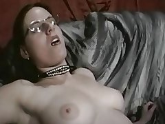 Katheryn Marie And Nerdy Casey Strap Each Other On