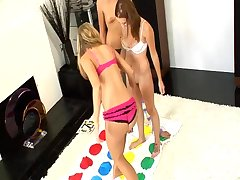 Mae & Chastity & Kara: Lesbian Game Orgies. Lesbian Orgies!