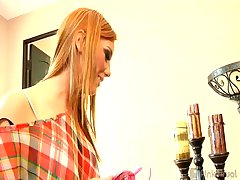 Dani Jensen & Lyla Storm: Redhead Lesbian