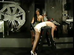 Dominatrix causes an..