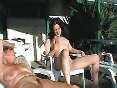 Lesbian Mature xxx video