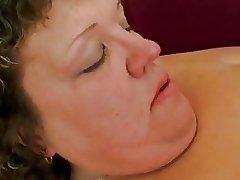 Fat Lesbian xxx video