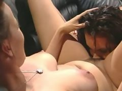 Oversexed lesbians with..