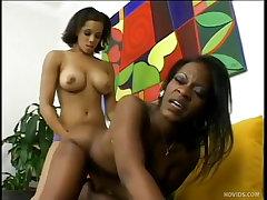 Lesbian Strapon xxx video